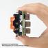 Suporte para trilho DIN 35mm para Raspberry Pi - 1301_6_H.png