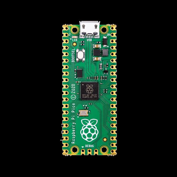 Raspberry Pi Pico - Placa Raspberry Pi - RoboCore